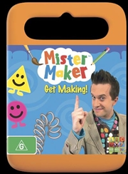 Mister Maker - Get Making! | DVD