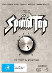 This Is Spinal Tap | DVD