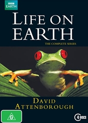 David Attenborough: Life On Earth: The Complete Series