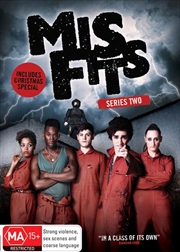 Misfits - Series 2 | DVD