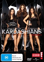 Keeping Up With The Kardashians - Season 05