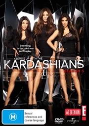 Keeping Up With The Kardashians - Season 05 | DVD
