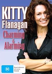 Kitty Flanagan: Charming and Alarming | DVD