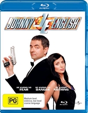 Johnny English | Blu-ray