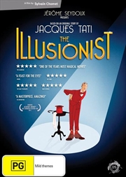 Illusionist | DVD