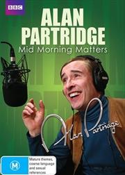Alan Partridge - Mid Morning Matters - Series 1 | DVD