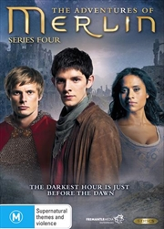 Adventures Of Merlin - Series 4, The