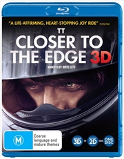 TT3D - Closer To The Edge | Blu-ray 3D