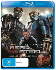Real Steel | Blu-ray