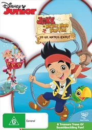 Jake And The Never Land Pirates - Yo Ho, Mateys Away!