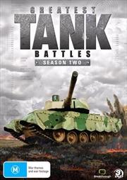 Greatest Tank Battles - Season 2