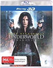 Underworld - Awakening | 3D Blu-ray