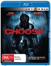Choose | Blu-ray