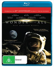 Wonder Of It All | Blu-ray