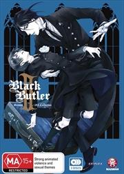 Black Butler II - Season 2 | Includes Ova Collection | DVD
