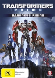Transformers - Prime - Darkness Rising - Vol 1
