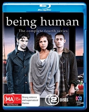 Being Human - Series 4 | Blu-ray