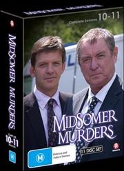 Midsomer Murders - Season 10-11 | Boxset | DVD