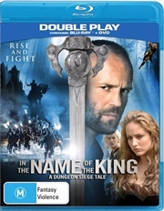 In the Name of the King - A Dungeon Siege Tale | Blu-ray + DVD