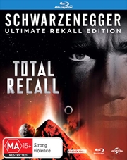 Total Recall - Ultimate Edition | Blu-ray