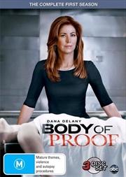 Body Of Proof - Season 1 | DVD