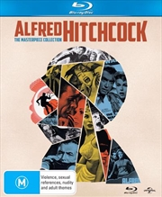 Alfred Hitchcock - Masterpiece Collection Boxset