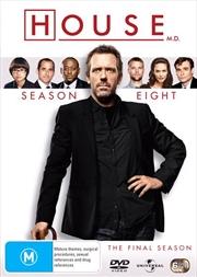 House, M.D. - Season 8 | DVD