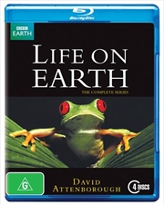 David Attenborough - Life On Earth - The Complete Series
