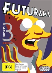 Futurama - Season 03 Collection | DVD