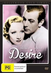 Desire   DVD