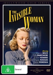 Invisible Woman, The | DVD