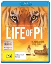 Life Of Pi | Blu-ray