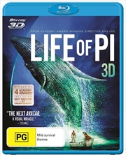 Life Of Pi | 3D Blu-ray