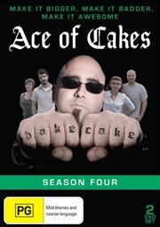 Ace Of Cakes: Season 4 | DVD