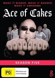 Ace Of Cakes: Season 5 | DVD