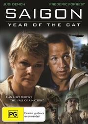 Saigon - Year Of The Cat   DVD