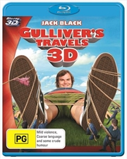 Gulliver's Travels | 3D Blu-ray