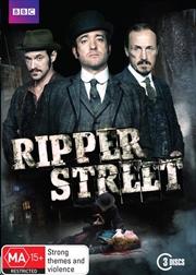Ripper Street | DVD