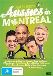 Just For Laughs - Aussies In Montreal