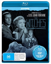 Witches - Special Edition | Blu-ray + DVD - Hammer Horror, The