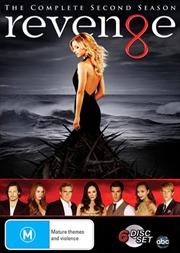 Revenge - Season 2   DVD