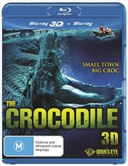 Crocodile | 3D + 2D Blu-ray - English Dub, The