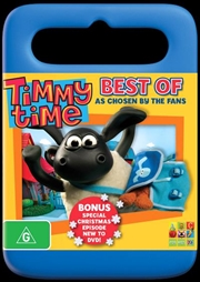 Timmy Time - Best Of + Christmas Special | DVD