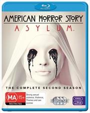 American Horror Story - Asylum - Season 2 | Blu-ray