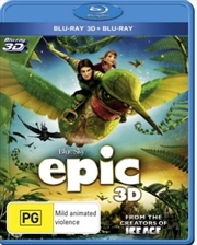 Epic | 3D Blu-ray
