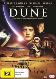 Dune - Extended Edition | + Theatrical Version