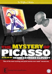 Mystery Of Picasso | DVD