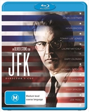 JFK | Blu-ray