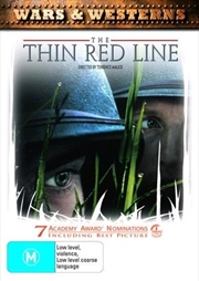 Thin Red Line Wars and Westerns, The | DVD
