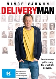 Delivery Man | DVD